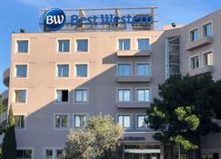 最佳西方酒店-马赛机场 - 维特罗勒 - 建筑