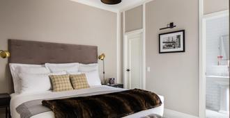 联邦大酒店 - 纽约 - 睡房
