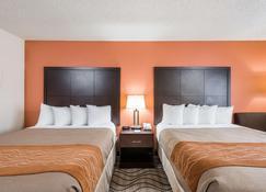 科达伦湖畔市区酒店 - 科达伦 - 睡房