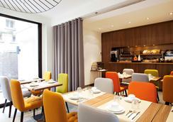 巴黎民族61贝斯特韦斯特酒店 - 巴黎 - 餐馆