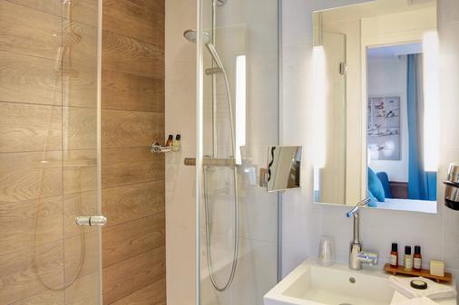 巴黎民族61贝斯特韦斯特酒店 - 巴黎 - 浴室