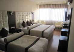 爱丽丝1号酒店 - 伊兹密尔 - 睡房