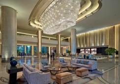 天津香格里拉大酒店 - 天津 - 大厅