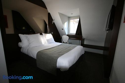 克鲁驰道尔酒店 - 斯特拉斯堡 - 睡房