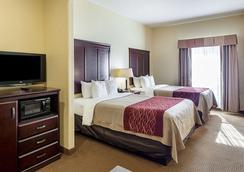 康福特茵旅馆-近海洋世界-拉克兰空军基地 - 圣安东尼奥 - 睡房