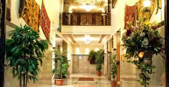 加达尼酒店 - 亚喀巴 - 大厅