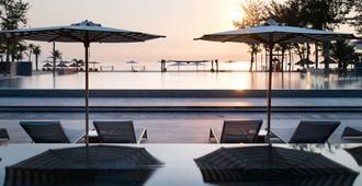 岘港海滩铂尔曼度假酒店 - 岘港 - 建筑