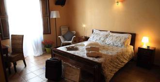 法国花园酒店 - 巴勒莫 - 睡房
