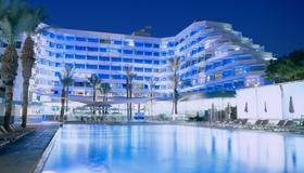 里莫尼姆爱拉特酒店 - 埃拉特 - 建筑