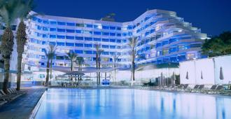海王星伊拉特酒店 - 埃拉特 - 建筑