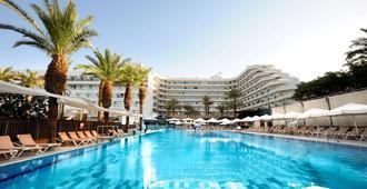 海王星伊拉特酒店 - 埃拉特 - 游泳池