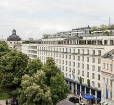 慕尼黑拜耶里切酒店