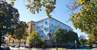 国际之家旅馆 - 慕尼黑 - 建筑
