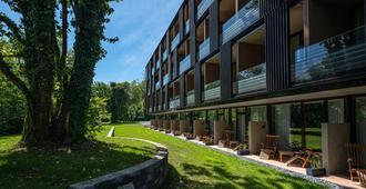 雅各布瓦尔德豪斯酒店 - 康斯坦茨 - 建筑