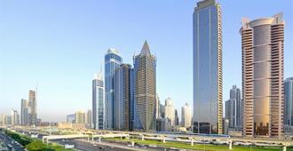 城市顶级公寓酒店 - 迪拜 - 户外景观