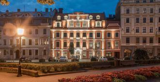 鉑爾曼里加古城飯店 - 里加 - 建筑