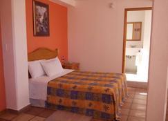 三玛丽亚旅馆 - 伊达尔戈城 - 睡房