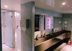 窝旅馆 - 台北 - 浴室