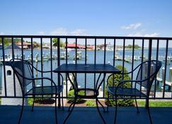 海滨Spa圣米歇尔港酒店 - Saint Michaels - 阳台