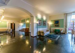 贝斯特韦斯特圣多纳托酒店 - 博洛尼亚 - 大厅