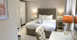 旭日宾馆 - 布里斯托 - 睡房