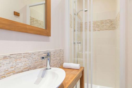 洛里昂可来拉原创城市酒店(国际酒店) - 洛里昂 - 浴室
