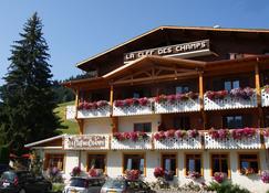 克拉夫莎普酒店 - 莫尔济讷 - 建筑