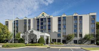 提渥拉路海雅特酒店夏洛特机场酒店 - 夏洛特 - 建筑