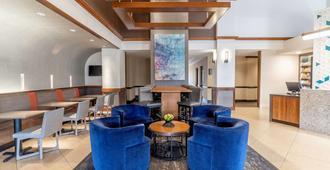 提渥拉路海雅特酒店夏洛特机场酒店 - 夏洛特 - 休息厅
