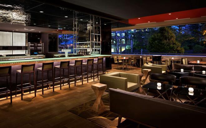 温哥华凯悦酒店 - 温哥华 - 酒吧