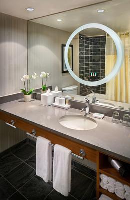 温哥华凯悦酒店 - 温哥华 - 浴室
