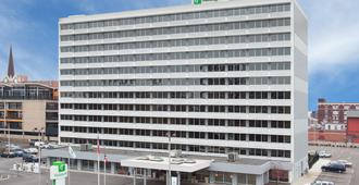 哥伦布市中心假日酒店 - 国会大厦广场 - 哥伦布 - 建筑