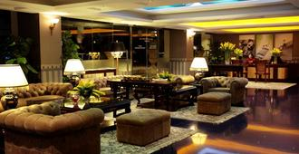 河内富都酒店 - 河内 - 休息厅