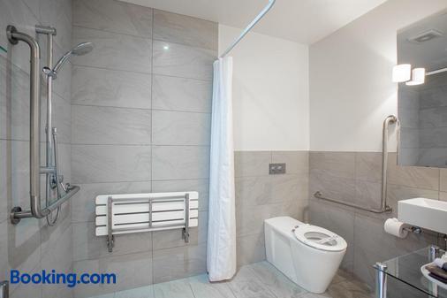 纳尔逊扬帆酒店 - 纳尔逊 - 浴室