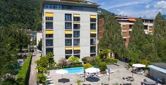 加尔尼内希酒店 - 洛迦诺 - 建筑