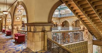 布朗宫酒店和水疗中心, 自主品牌系列 - 丹佛 - 大厅