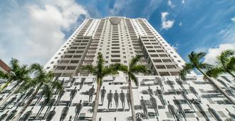 财富之家套房公寓式酒店 - 迈阿密 - 建筑