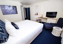 芬顿品质旅馆 - 罗托鲁阿 - 睡房