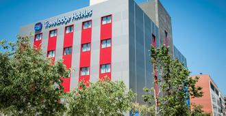 马德里阿尔卡拉旅程住宿酒店 - 马德里 - 建筑