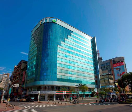 台北捷丝旅西门町馆 - 台北 - 建筑