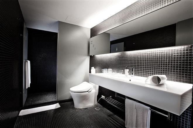 台北捷丝旅西门町馆 - 台北 - 浴室