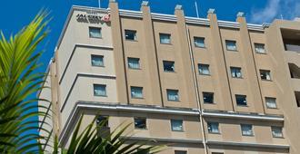那霸日航城市酒店 - 那霸 - 建筑
