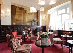 欧洲酒店 - 莫尔莱 - 休息厅