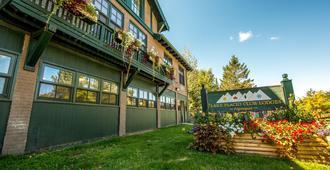 Lake Placid Club Lodges - 普莱西德湖 - 建筑