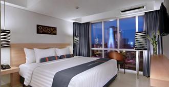 哈柏 MT 哈优诺酒店 - 阿斯顿酒店 - 雅加达 - 睡房