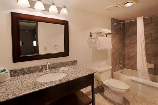 最佳西方图森山麓套房旅馆 - 土桑 - 浴室