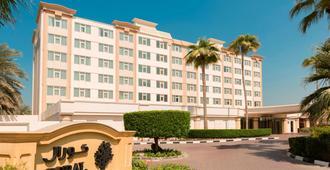 卡洛海滩度假酒店 - 沙迦 - 建筑