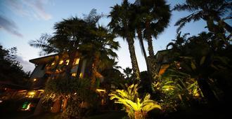 博尔戈维得酒店 - 卡塔尼亚 - 户外景观