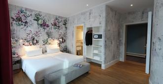 罗森海姆城市设计酒店 - 慕尼黑 - 睡房