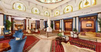 杰佛逊酒店 - 里士满 - 大厅